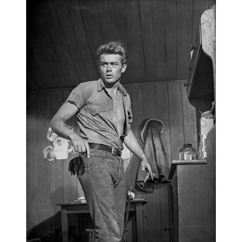 James Dean: Action Star, an Archival Print