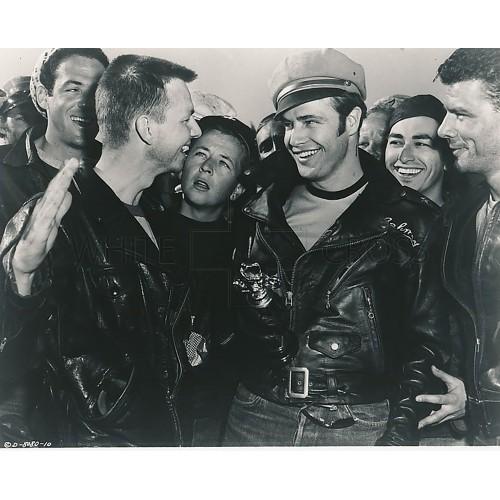 The Wild One-Brando, an Original Negative by Homer Van Pelt