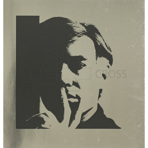 Andy Warhol Limited edition lithograph of his iconic self portrait